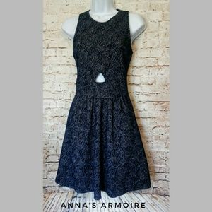 Xhilaration Fit and Flare Dress Size XS